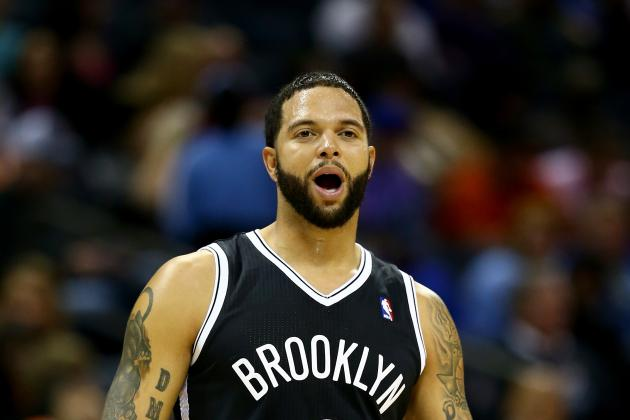 Are Brooklyn Nets Better off Without Deron Williams?