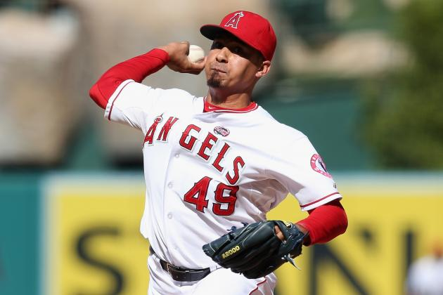 Angels Not Planning to Replace Frieri as Closer