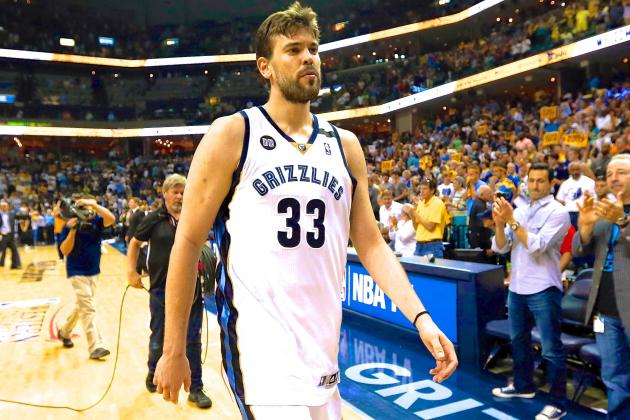 Marc Gasol Injury: Updates on Grizzlies Star's Knee, Likely Return Date