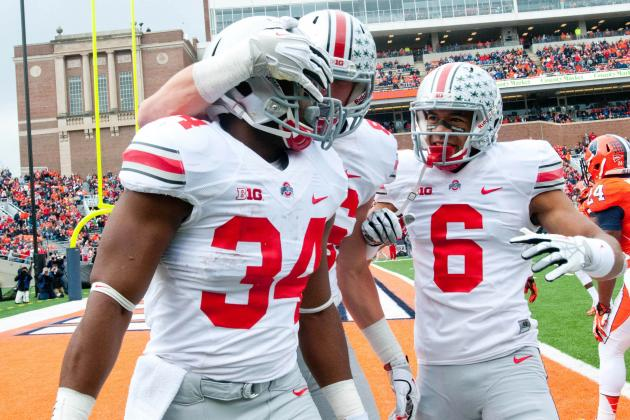 Indiana vs Ohio State: Biggest Storylines Heading into Big Ten Clash