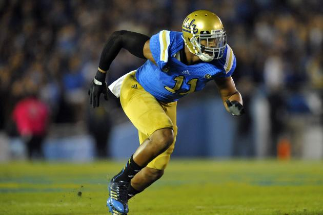 Arizona State vs UCLA: Top NFL Draft Prospects to Watch in Pac-12 Clash