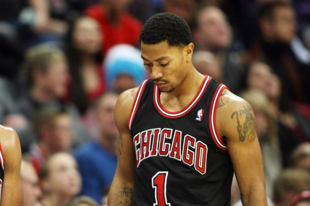 Chicago Bulls, NBA Fans Hold Breath Awaiting Derrick Rose Knee Injury News