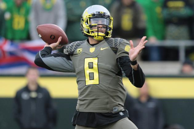 Oregon vs Arizona: Most Electric NFL Prospects to Watch for in Pac-12 Clash
