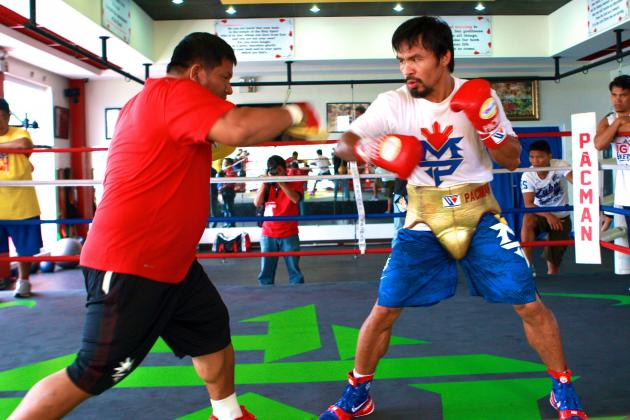Will Manny Pacquiao Help Make China the New Home of Big-Time Boxing?