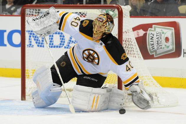 Tuukka Rask No Stranger to Showing Emotions on Ice
