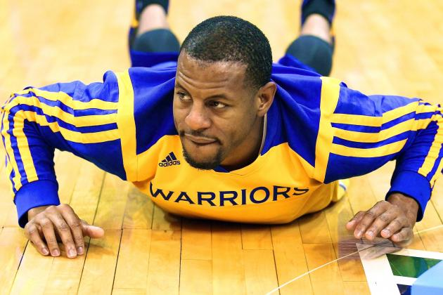 Andre Iguodala Injury: Updates on Warriors Star's Hamstring, Likely Return Date