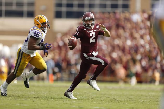 Texas A&M vs. LSU: Last-Minute Preview for Titanic SEC Battle