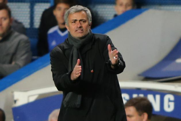 Jose Mourinho Needs to Ditch the 4-2-3-1 at Chelsea Before It's Too Late