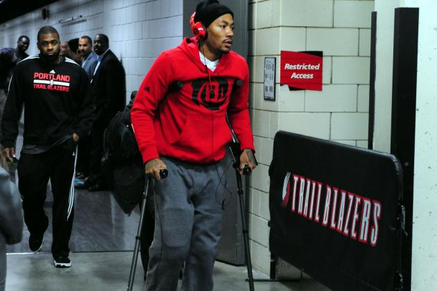 Derrick Rose Injury: Extended Absence Would Raise Major Concerns for PG's Future