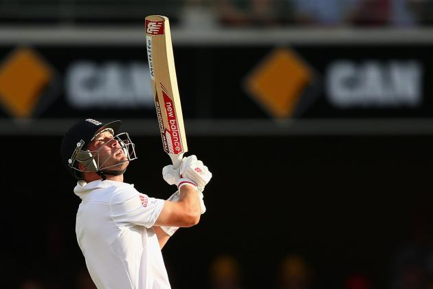 The Ashes: Jonathan Trott's Days in an England Shirt Are Numbered