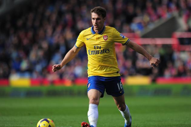 Aaron Ramsey's Player of the Year Bid Rests on Successful Winter