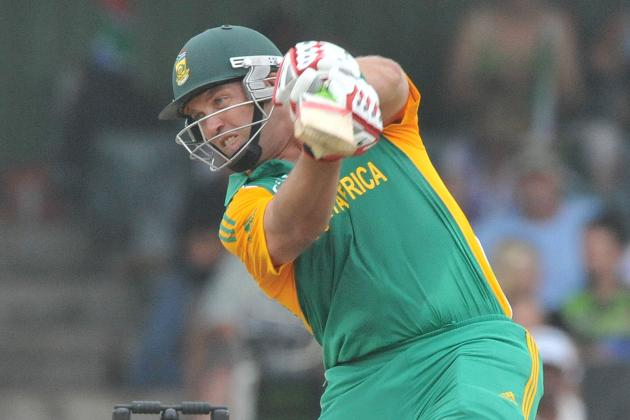 South Africa vs. Pakistan, 1st ODI: Date, Time, Live Stream, TV Info and Preview