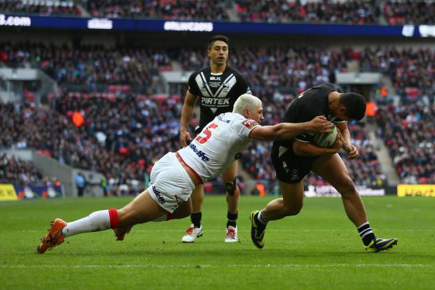 New Zealand vs. England: Score and Recap from 2013 Rugby League World Cup