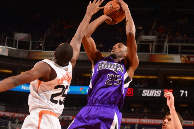 Travis Outlaw Reclaiming NBA Career in Third Season with Kings