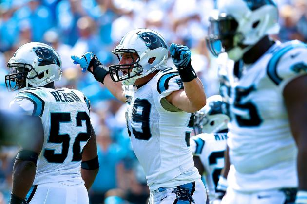 How the Carolina Panthers Built the NFL's Best Defense