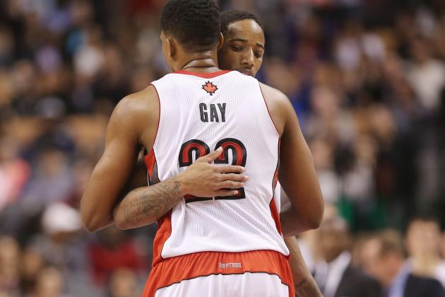 Raps Beat Wiz, Maintain Hold of Sport's Worst Division