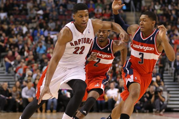 Raptors Show Progress in Win over Wizards: Kelly