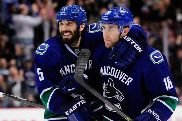 Chicago Blackhawks: Ryan Stanton Making Impact on Vancouver Canucks Blue Line