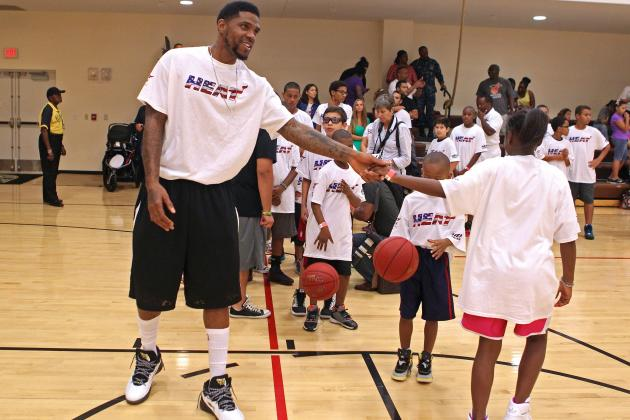 Udonis Haslem, Teammates Planning for Life After the NBA