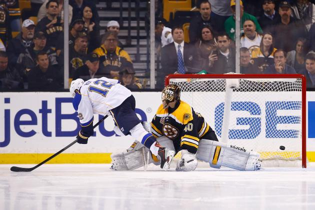 Tuukka's Temper Tantrum Unbecoming of NHL Netminder