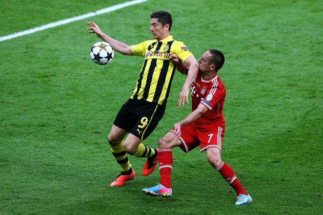 Borusia Dortmund vs. Bayern Munich: Bundesliga Live Score, Highlights, Recap