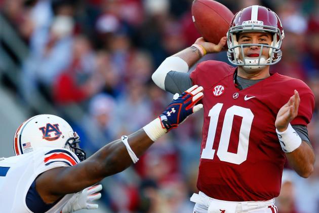 ESPN College GameDay Will Head South for Alabama vs. Auburn Iron Bowl in Week 14
