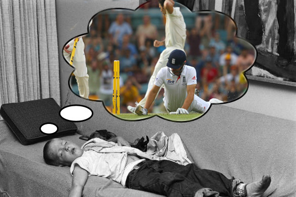 Ashes 2013/14: The Waking Nightmare of Watching the Ashes Overnight