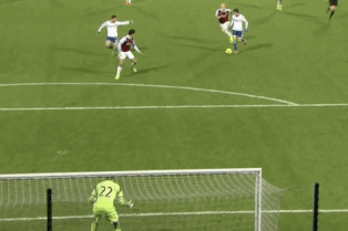 GIF: Oscar's Fine Solo Goal for Chelsea vs. West Ham
