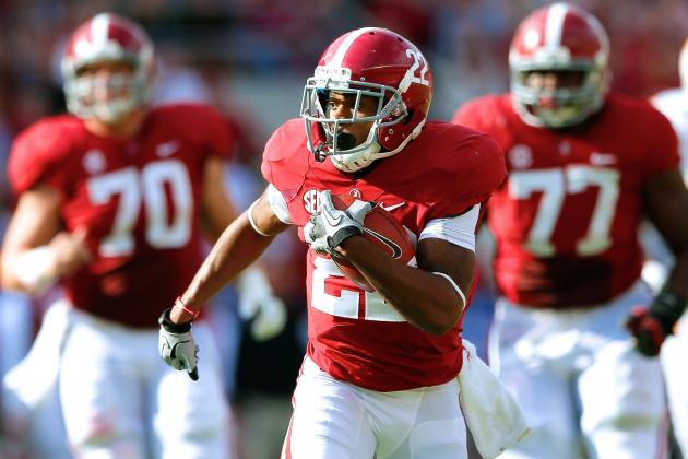 Chattanooga vs. Alabama: Live Score and Highlights