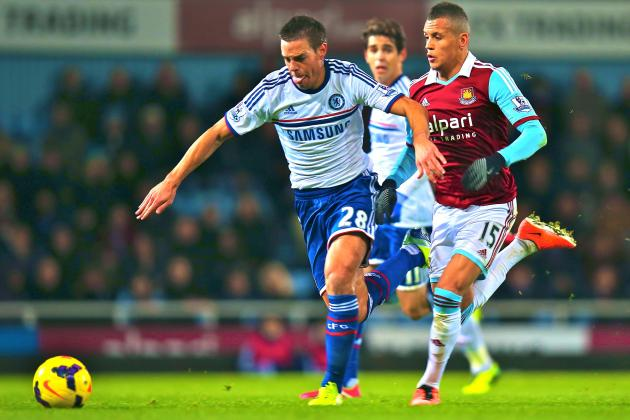 West Ham vs. Chelsea: Premier League Live Score, Highlights, Recap