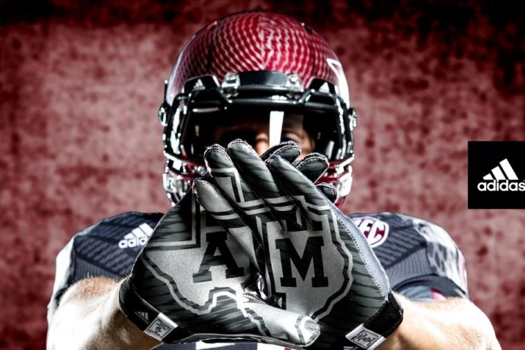 Kevin Sumlin Surprises Texas A&M Football Team with Fresh 'Dark Onyx' Uniforms