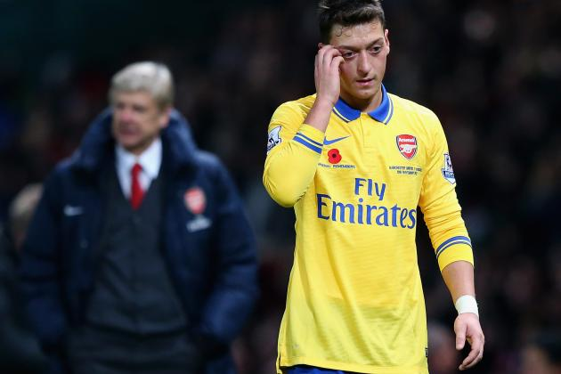 Arsenal Are Right to Expect More from Mesut Ozil