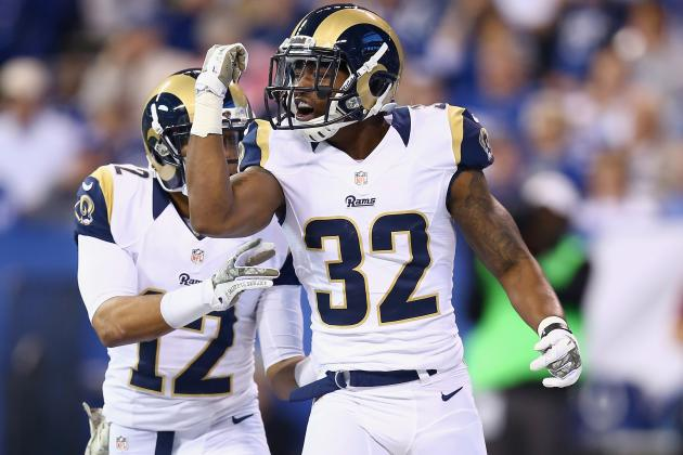 Rams Rookie McGee Could See Action at Nickel Back