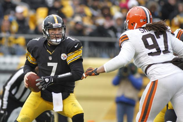 Browns Must End Drought Against Roethlisberger to Keep Season Relevant