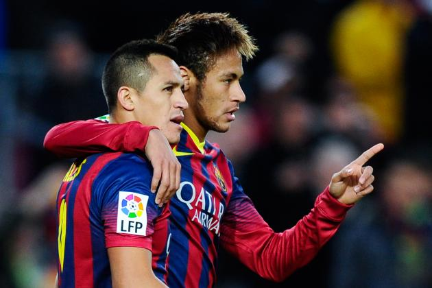 Why Alexis Sanchez Was the Catalyst in a Lackluster Barca Win