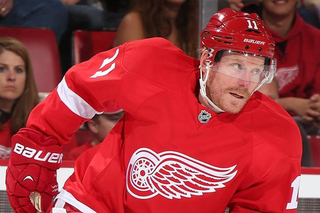 Alfredsson (groin) Won't Play in Rematch Against Senators