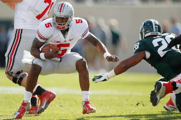 Ohio State, Michigan State to Meet in 2013 Big Ten Championship Game