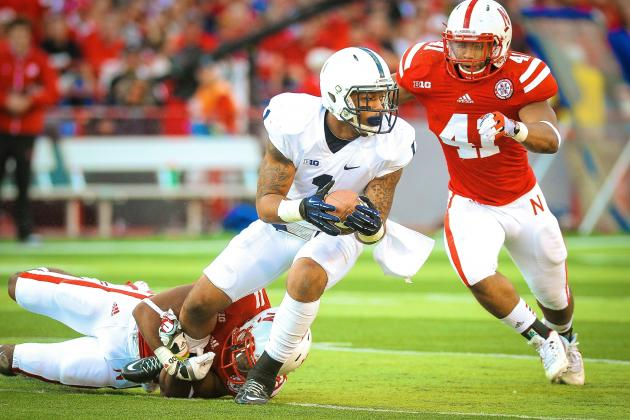 Nebraska vs. Penn State: Live Score and Highlights