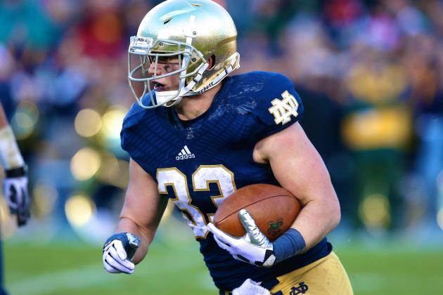 BYU vs. Notre Dame: Live Score and Highlights