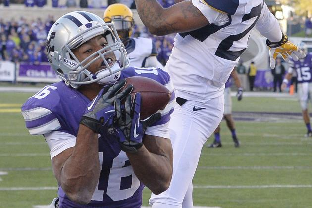 Lockett Breaks Single-Game School Record for Rec Yds