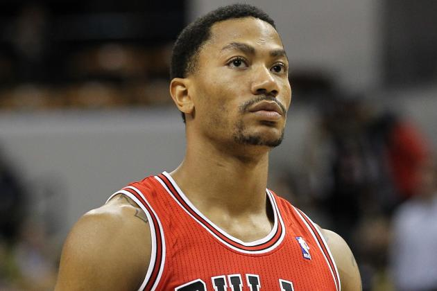 Derrick Rose Must Once Again Take Cautious Approach with Latest Knee Injury