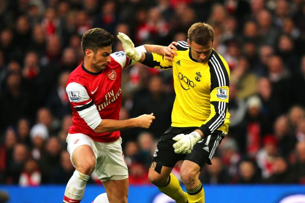 Arsenal vs. Southampton: Wojciech Szczesny Wins Battle of the Polish Goalkeepers