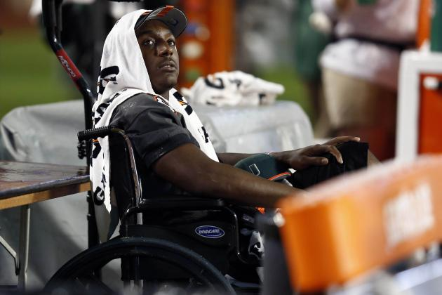 Miami Football: Duke Johnson Proving Greatness from the Sidelines