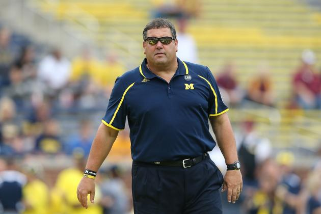 Should Brady Hoke or Michigan Coordinators Be on Hot Seat After Loss to Iowa?