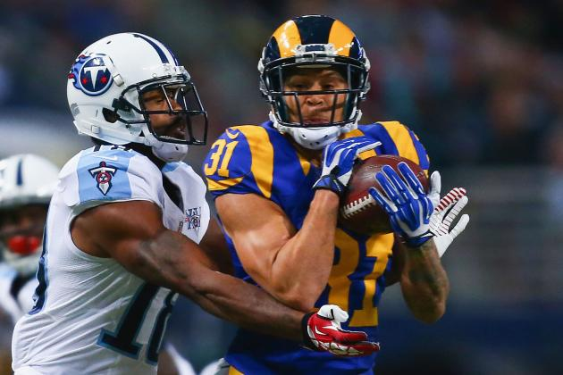 Rams Put Cortland Finnegan on Injured Reserve