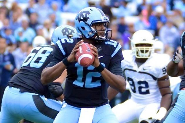 Old Dominion vs. North Carolina Shortened as Tar Heels Score 80 in 3 Quarters