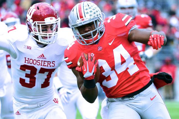 Indiana vs. Ohio State: Live Score and Highlights