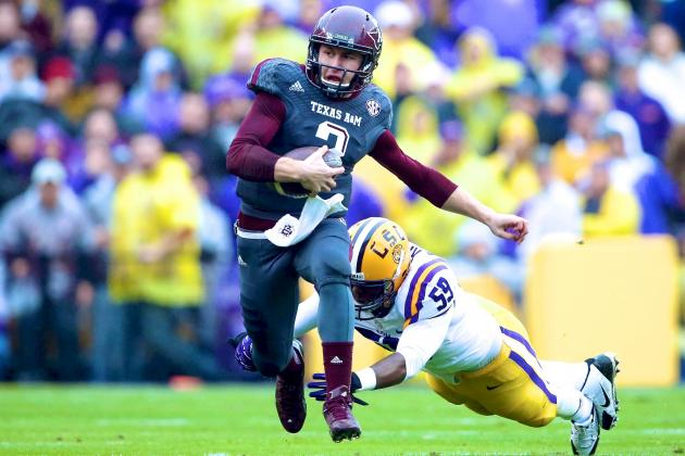 Texas A&M vs. LSU: Live Score and Highlights