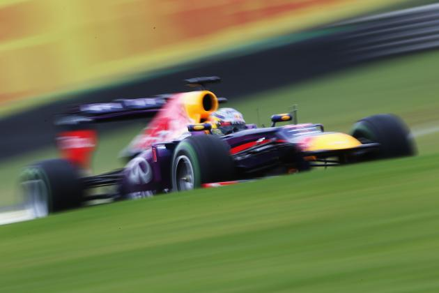 Brazilian Grand Prix 2013: Live Lap-by-Lap Updates, Highlights, Recap and More