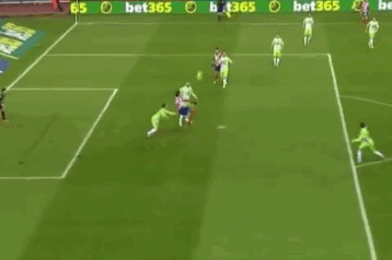 GIF: Diego Costa Scores Ridiculous Overhead Kick Golazo for Atletico Madrid